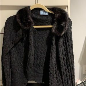 Authentic Prada sweater